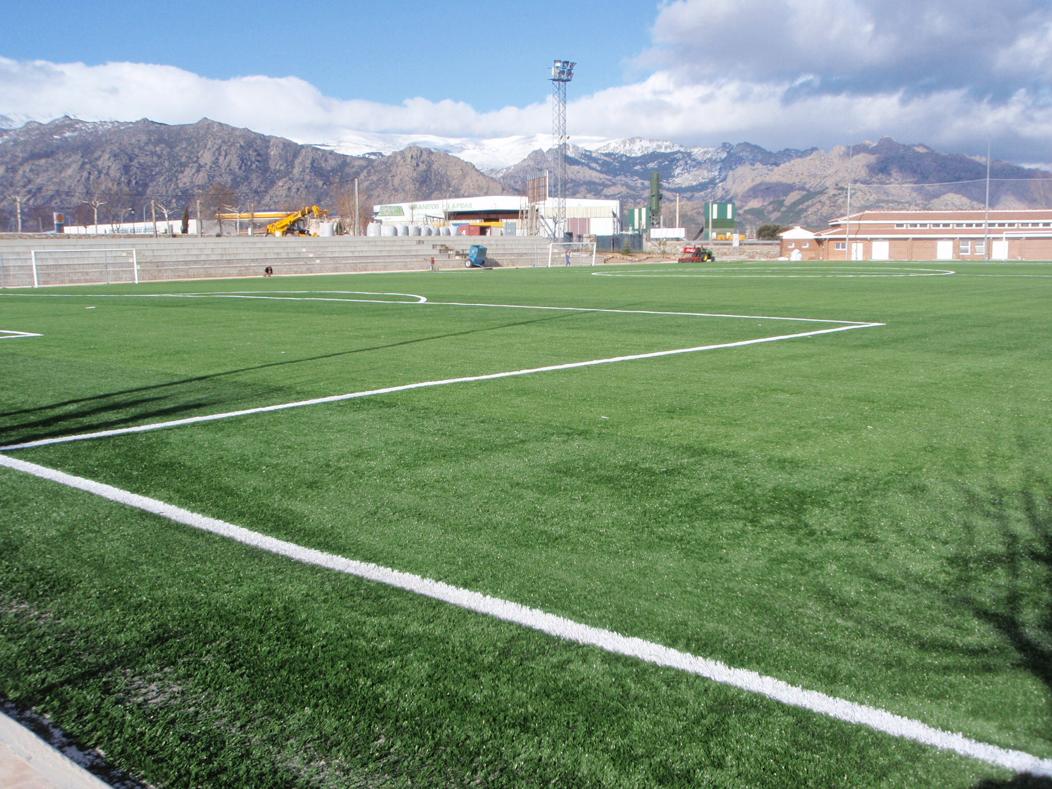 cerceda campo futbol